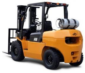 Аккумуляторы - Тяговый аккумулятор для бензинового (газ бензиновый) погрузчика Hangcha CPQD40N RW17 - Фото 1