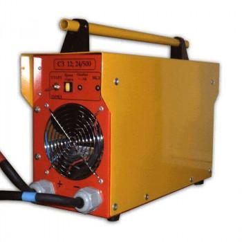 Зарядные устройства для вилочных погрузчиков - ELHIM ISKRA ЕлПулсКар 380V - Фото 1