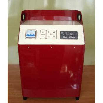 Зарядные устройства для вилочных погрузчиков - ELHIM ISKRA ЕлПулсКар-Н 50V/450Ah - Фото 1